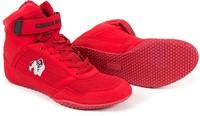 Gorilla Wear High Tops Red - White logo - Fitness Schoenen-2