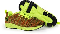 Gorilla Wear Brooklyn Knitted Sneakers (unisex) - Neon Mix-3