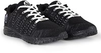 Gorilla Wear Brooklyn Knitted Sneakers (unisex) - Black/White-1