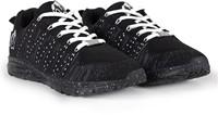 Gorilla Wear Brooklyn Knitted Sneakers (unisex) - Black/White -1