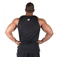 Gorilla Wear New York Mesh Tanktop Black-3