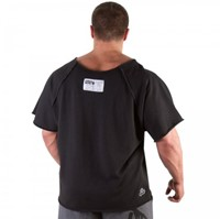 Gorilla Wear Classic Work Out Top Black-1