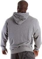 Gorilla Wear Classic Hooded Top Grey Melange-1