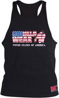 Gorilla Wear USA Tank Top Black