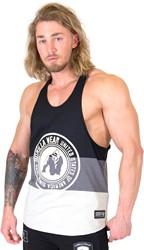 Gorilla Wear Nevada Stringer Tank Top - Black/Gray