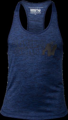Gorilla Wear Austin Tank Top - Marineblauw
