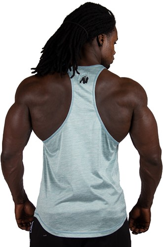 Gorilla Wear Austin Tank Top - Light Green-3