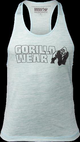 Gorilla Wear Austin Tank Top - Lichtblauw