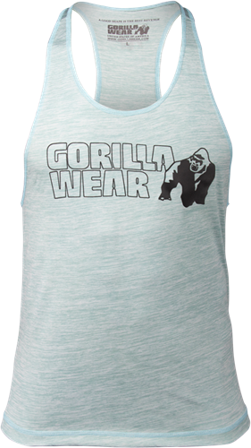 Gorilla Wear Austin Tank Top - Light Blue
