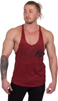Gorilla Wear Austin Tank Top - Red