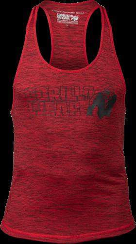 Gorilla Wear Austin Tank Top - Rood
