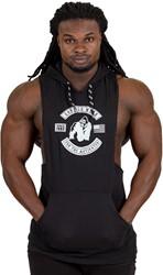 Gorilla Wear Lawrence Hooded Tank Top - Black