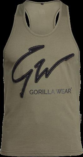 Gorilla Wear Evansville Tank Top - Legergroen
