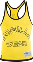 Gorilla Wear Stringer Tank Top Yellow-3