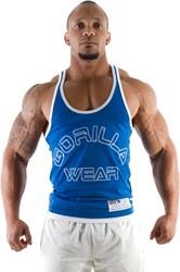 Gorilla Wear Stringer Tank Top Royal Blue
