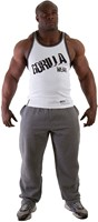 Gorilla Wear Stamina Rib Tank Top - Wit