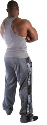 Gorilla Wear Stamina Rib Tank Top Gray-2