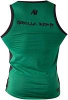 Gorilla Wear Stretch Tank Top Green-2