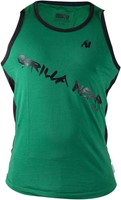 Gorilla Wear Stretch Tank Top Green-3