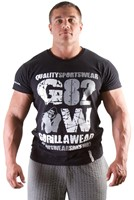 Gorilla Wear 82 Tee - black-1