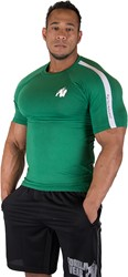 Gorilla Wear Stretch Tee Green One Size