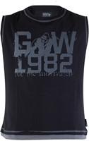 Gorilla Wear GW1982 Sleeveless Tee Pro-2
