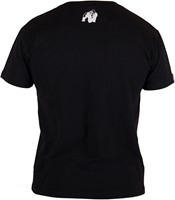 Gorilla Wear Essential V-Neck T-Shirt - Black-2