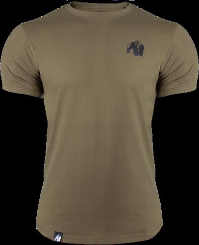 Gorilla Wear Bodega T-shirt - Legergroen