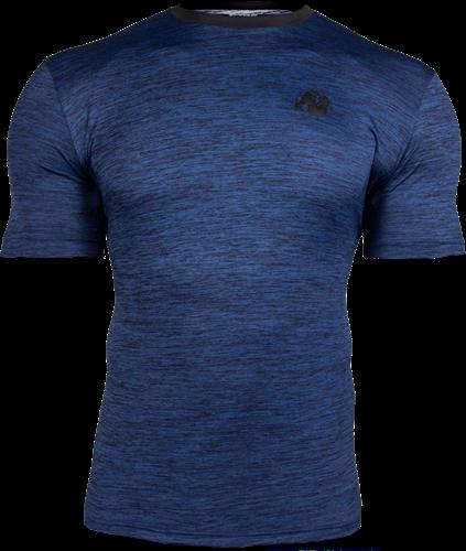 Gorilla Wear Roy T-shirt - Marineblauw