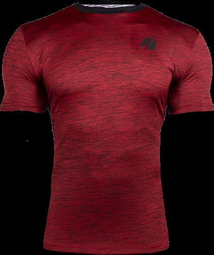 Gorilla Wear Roy T-shirt - Rood