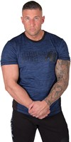 Gorilla Wear Austin T-shirt - Navy/Black-2