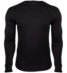 Gorilla Wear Williams Longsleeve - Black