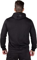Gorilla Wear Classic Zipped Hoodie Black-3