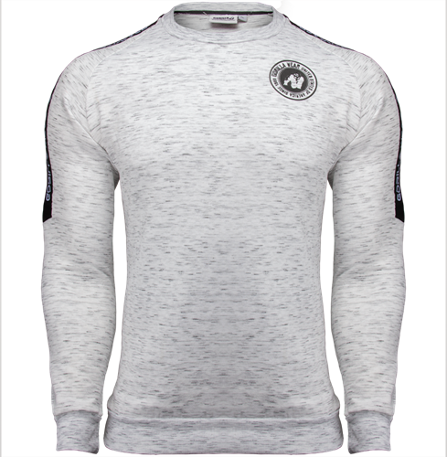 Gorilla Wear Saint Thomas Sweatshirt - Mixed Grijs