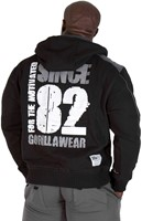 Gorilla Wear 82 Jacket Black-1