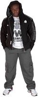Gorilla Wear 82 Jacket Black-3