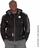 Gorilla Wear 82 Jacket Black-2