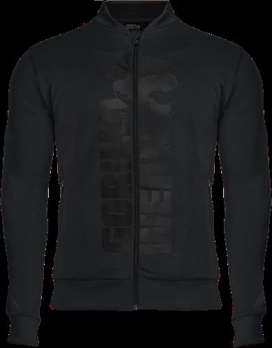 Gorilla Wear Ballinger Trainingsjas - Zwart