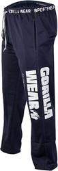Gorilla Wear Logo Meshpants Blue