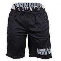 Gorilla Wear California Mesh Shorts Black/Grey-2