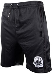 Gorilla Wear GW Athlete Oversized Shorts Black