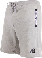 Gorilla Wear Pittsburgh Sweat Shorts - Gray-1