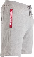 Gorilla Wear Pittsburgh Sweat Shorts - Gray-2