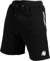 Gorilla Wear Pittsburgh Sweat Shorts - Black-1