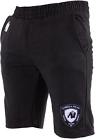 Gorilla Wear Los Angeles Sweat Shorts - Black-1