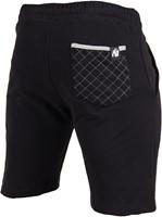 Gorilla Wear Los Angeles Sweat Shorts - Black-2