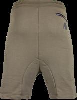 Gorilla Wear Alabama Drop Crotch Shorts - Army Green-2