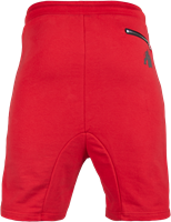 Gorilla Wear Alabama Drop Crotch Shorts - Red-3