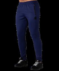 Gorilla Wear Ballinger Track Pants - Navy Blue/Black