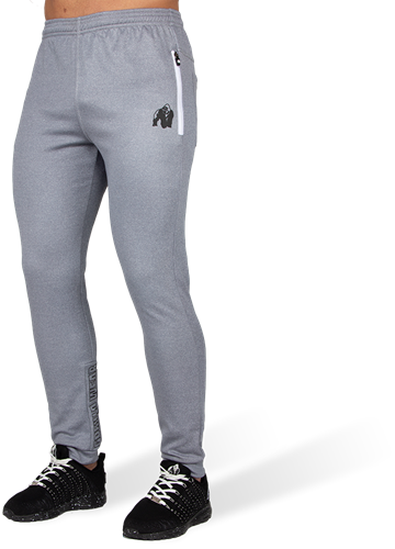 Gorilla Wear Bridgeport Joggingsbroek - Zilverblauw